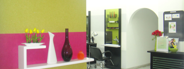 Good living dubai for Aaina beauty salon